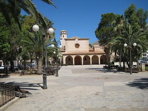 Church Square Puerto Pollensa