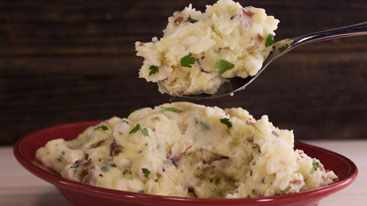 Caroline Manzo's Italian Mashed Potatoes