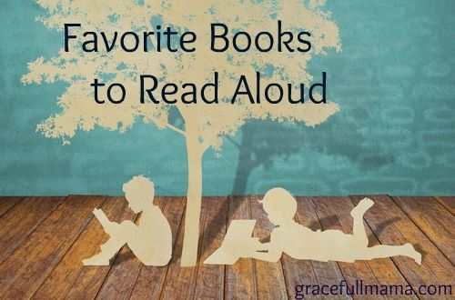 Favorite Books to Read Aloud