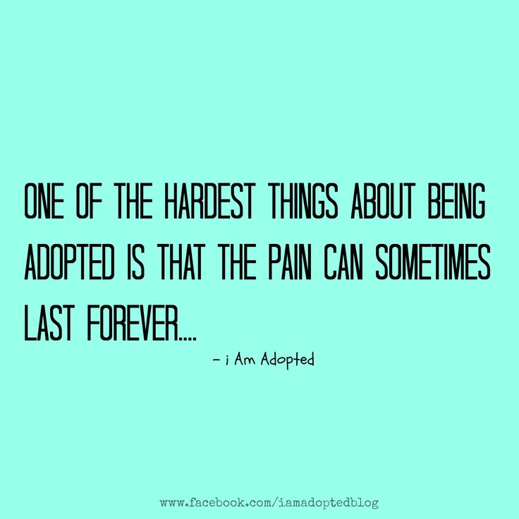 Quotes About Adoption Interesting 53 Best Adoptee Quotes Images On Pinterest  Adoption Quotes Foster