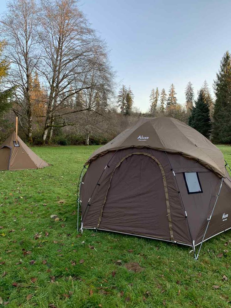 Hercules Wood Stove Tent User Guide Video Tent Outdoor Camping Tent Camping