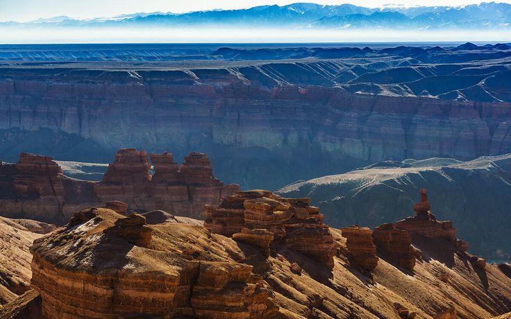 Kasachstan: Scharyn-Canyon