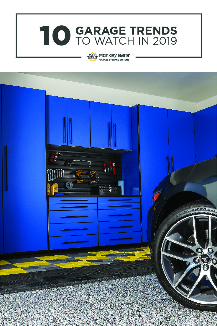 2019 Garage Trends To Watch Smart Tech To Heating And Cooling
