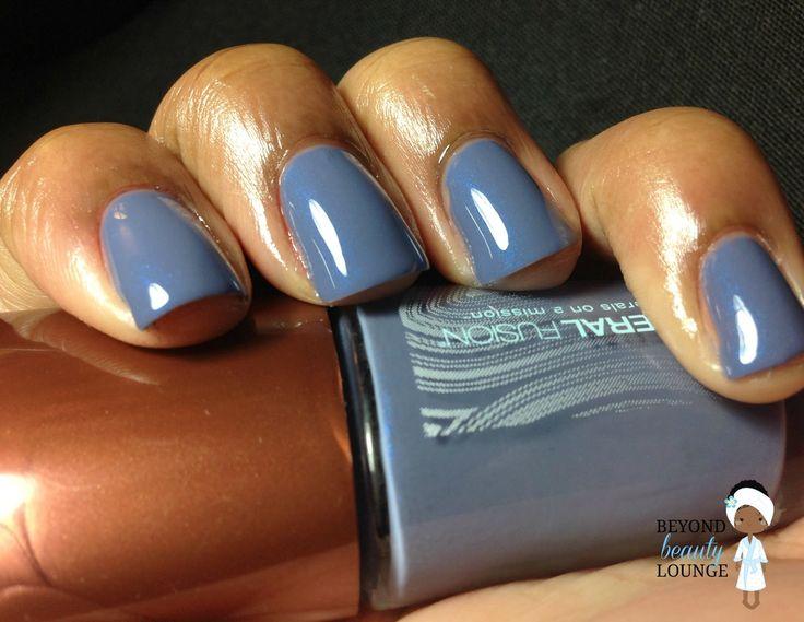 Mineral Fusion Vegan Nail Polish Swatches