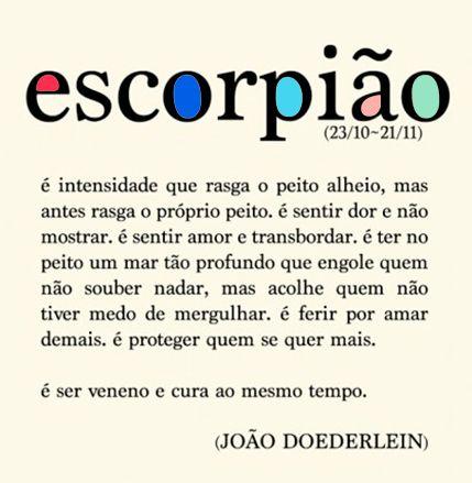 Horóscopo 2017: Escorpião