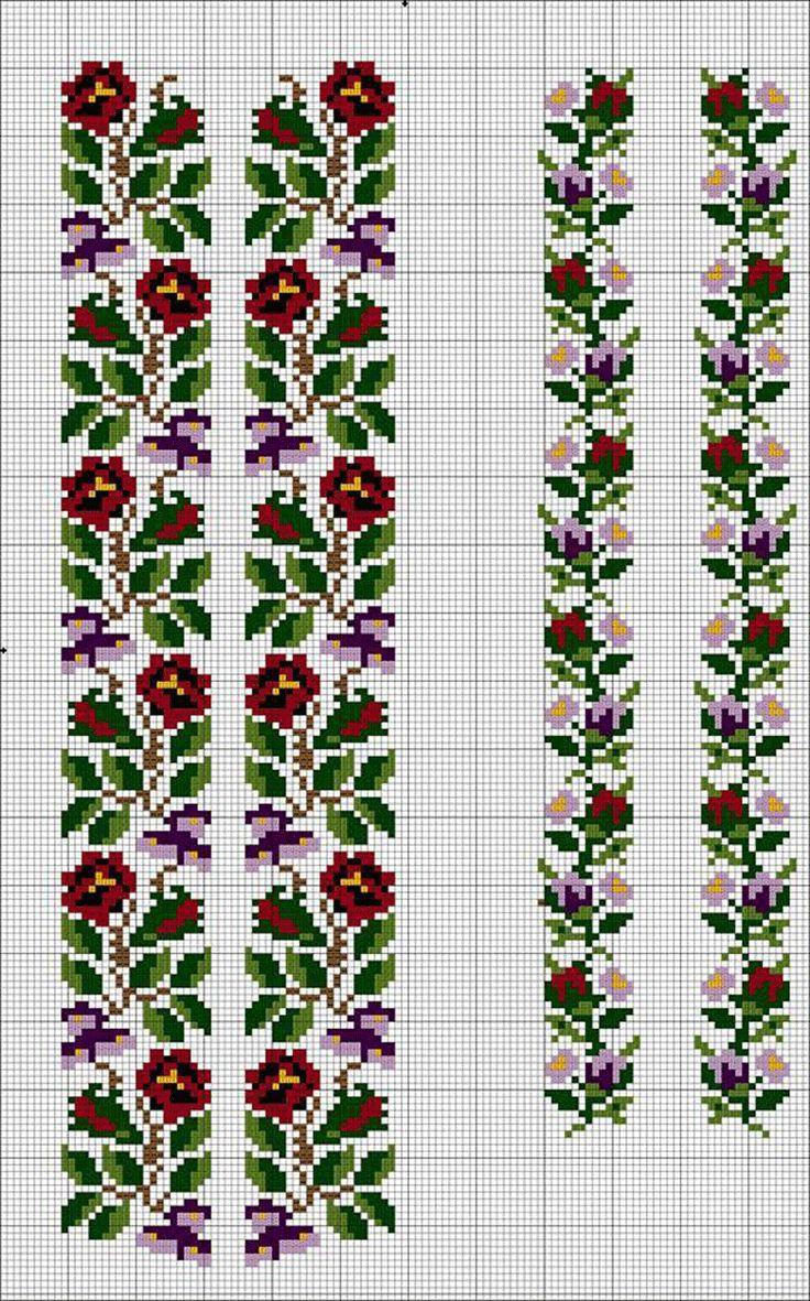 Patterns for vyshivanok scheme 11.1