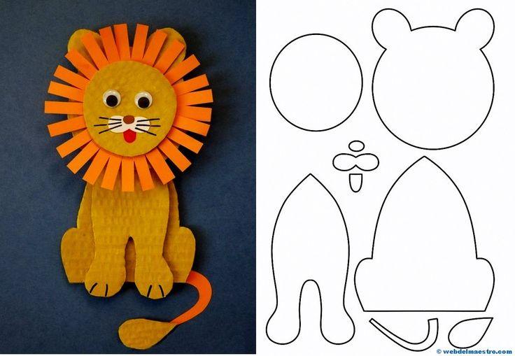 Manualidades para niños - Recursos educativos y material didáctico para niños/as de Infantil y Primaria. Descarga Manualidades para niños                                                                                                                                                                                 Más