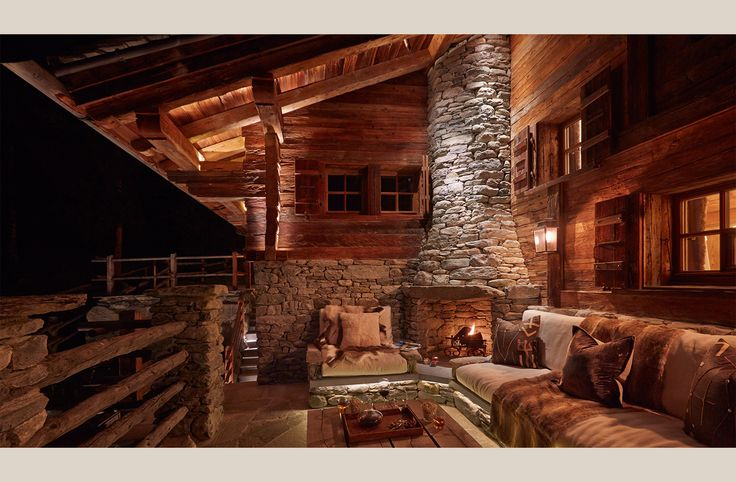 interior design chalets swiss chalet switzerland