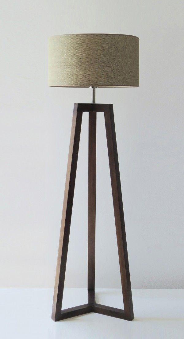 TROPA P49   lamps lamparas diseño luminarias light lighting iluminación madera wood