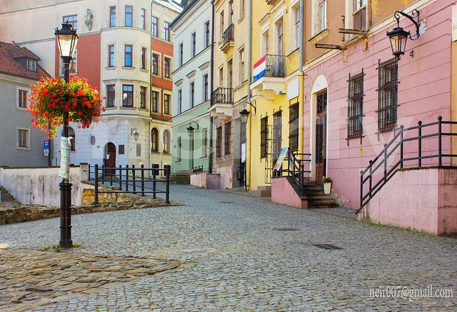 old town, Lublin, Poland | Flickr - Photo Sharing!
