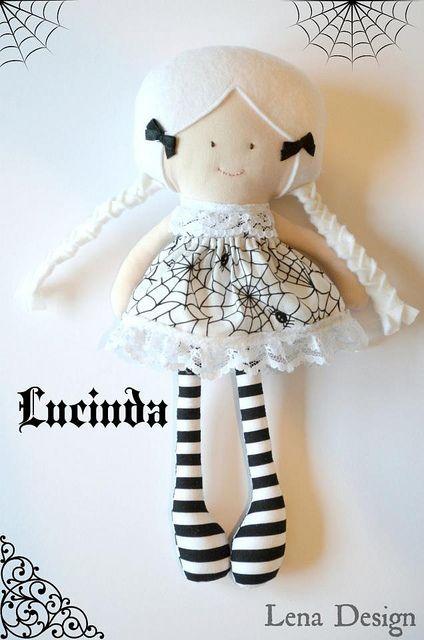 Lena Design by Dolls And Daydreams, pattern by DollsAndDaydreams.com