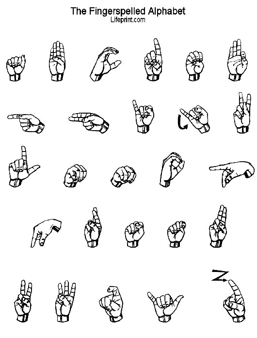 want to teach my preschoolers sign language