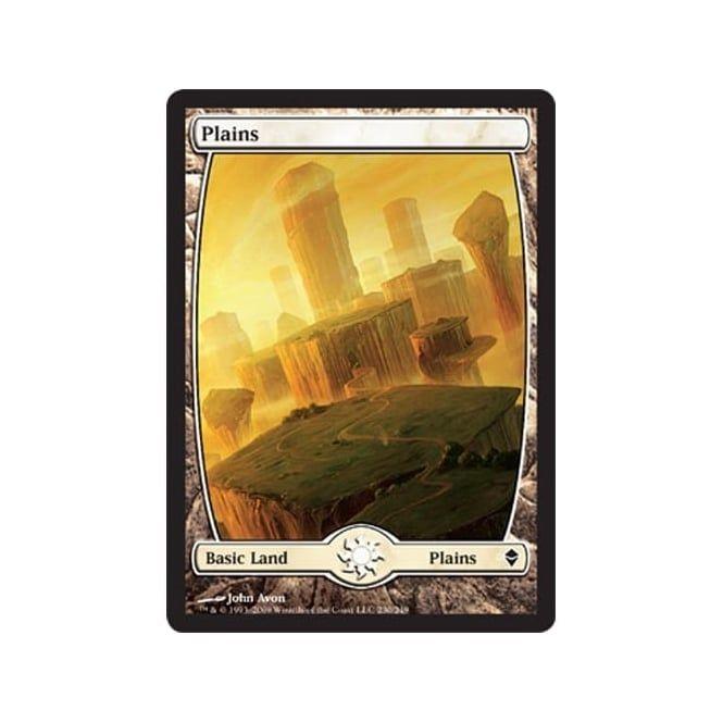 Plains (#230) (Extended Art)