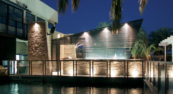 Discoteca Prince, Riccione, Italia (ReCS Architects: Pier Maria Giordani ▪ 2007)