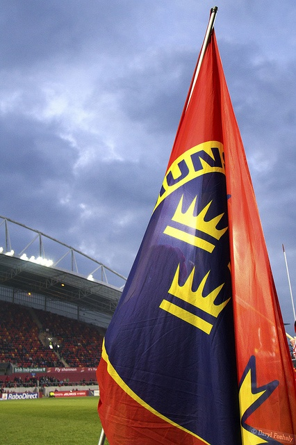 The fortress of Thomond Park