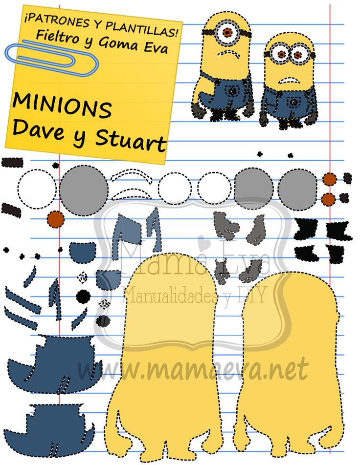 186 best minion images on Pinterest | Birthdays, Christmas crafts ...