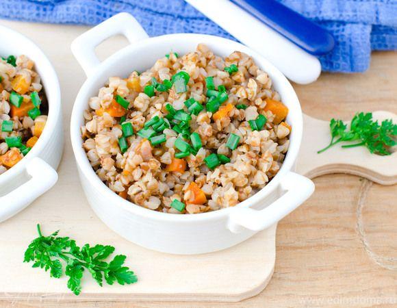 5 отличных рецептов с гречкой