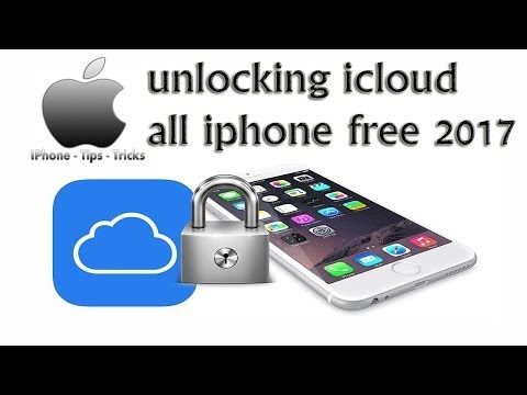 unlocking icloud all iphone free 2017 Android phone
