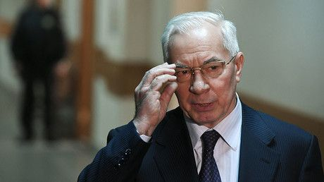 "Former Ukrainian PM predicts 'imminent' regime change in Kiev https://tmbw.news/former-ukrainian-pm-predicts-imminent-regime-change-in-kiev  Published time: 13 Jul, 2017 06:25The rule of Ukrainian President Petro Poroshenko is on the brink of collapse, former PM Nikolai Azarov says, noting a growing dissatisfaction with Poroshenko among the Ukrainian elite and his cabinet's failure to improve the economy.""Everything is heading in the direction that the regime of Petro Poroshenko is nearing…"