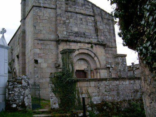 Iglesia Consistorial de Vilei - Lugo