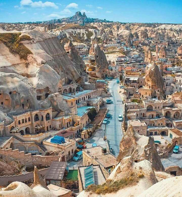 Resultado de imagem para Cappadocia, Turkey