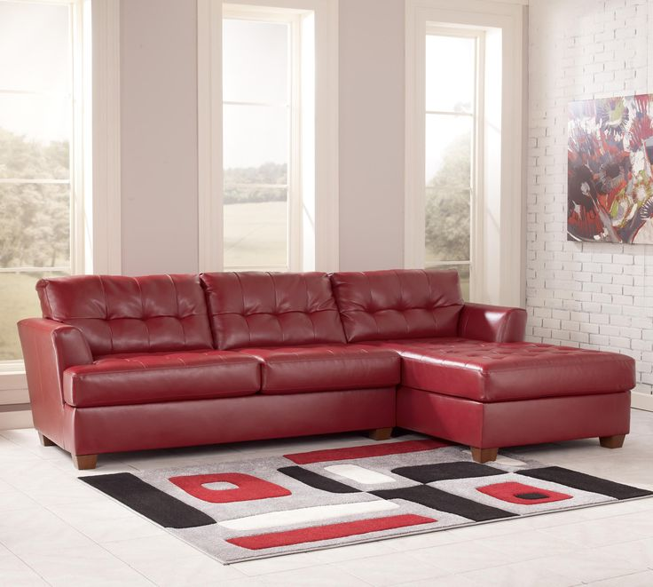 Cheap Sectional Sofas Dixon DuraBlend Scarlett Sectional Sofa by Signature Design by Ashley Furniture