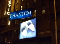 While you are in New York, don't miss your chance to see the longest-running Broadway show in history, Andrew Lloyd Webber's magical The Phantom of Opera. www.partner.viator.com/en/11907/tours/New-York-City/Phantom-of-the-Opera-On-Broadway/d687-3242NYCPHA