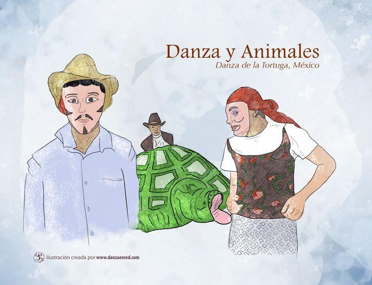 Es una danza tradicional que representa la vida de los pobladores mexicanos en época de la colonia. #Sigaladanza #DanzayAnimales @Danza DanceOrg