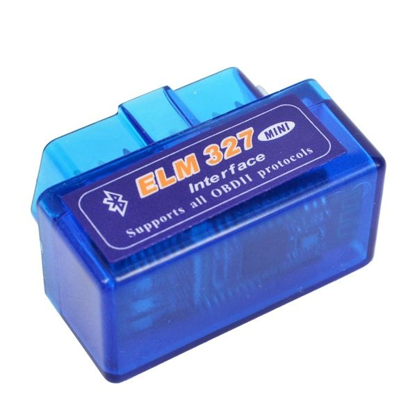 Bluetooth מיני ELM327 ממשק ELM 327 V2.1 קוראי קוד חכם רכב רכב אבחון סורק כלי ODB2/OBDII פרוטוקולי אנדרואיד