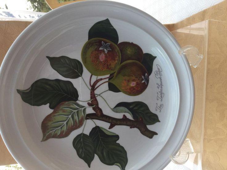 port meirion 10.5 inch Pomona  dinner plate