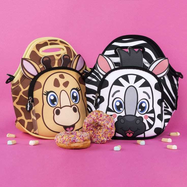 Cute kids lunch bag. Ideal for lunch boxes and drink bottles. Super light weight, easy usable with adjustable shoulder strap and carry handle. Available in wide range of designs.