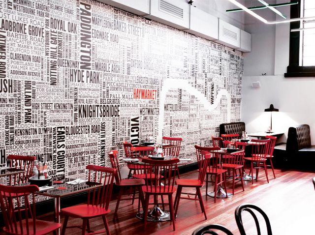 'hoods / byron haymarket #food #retail #design