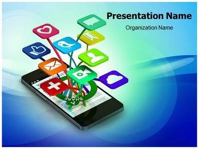 15 best online marketing powerpoint templates images on pinterest make a great looking ppt presentation quickly and affordably with our professional mobile marketing powerpoint template this mobile marketing ppt template toneelgroepblik