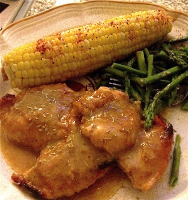 Easy and incredible chicken thighs. Probably the best chicken I've ...
