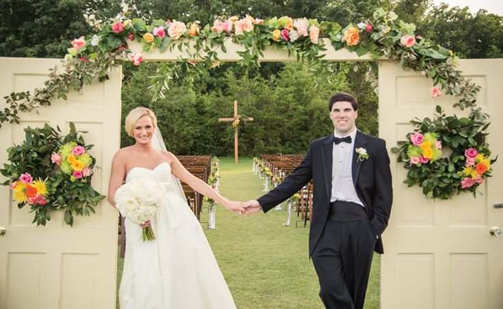 Emily Thompson & Blake Deaton – Special Wedding Section