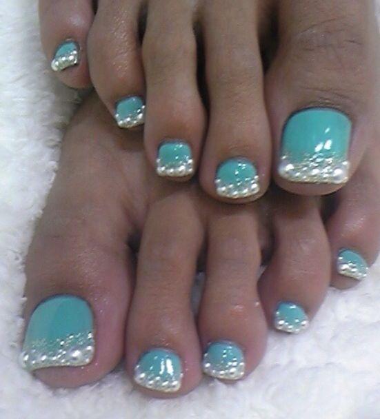 Pies decoracion u as nails toes pies decorados for Decoracion unas pies