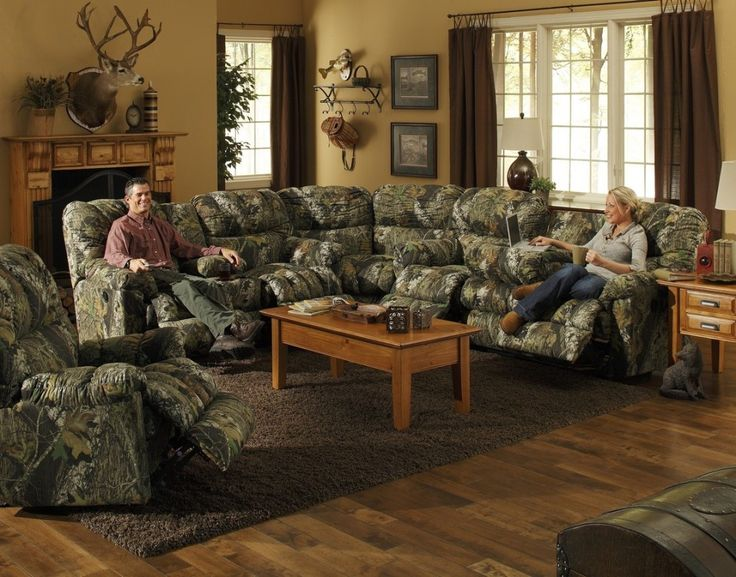 Best 25+ Camo living rooms ideas on Pinterest