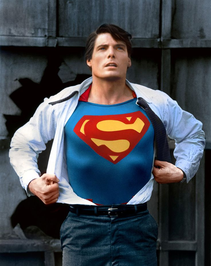superman-christopher-reeve-camiseta