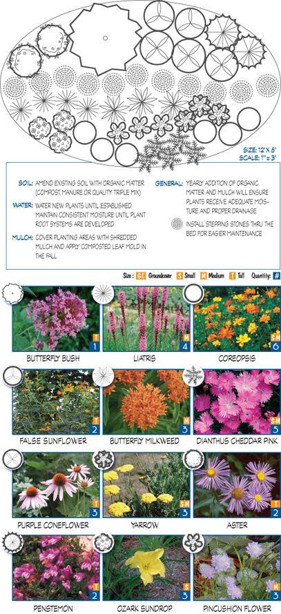 Butterfly Garden Designs how to attract butterflies butterfly garden design ideas Sun Butterfly Garden