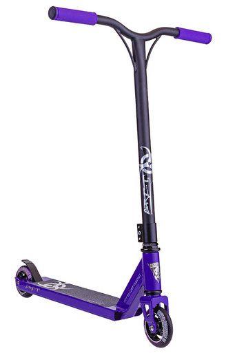 Grit Fluxx Pro Scooter Complete Purple