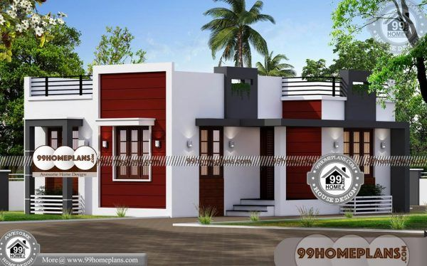 One Story Ranch Style House Plans 90 Contemporary House In Kerala Ranch Style House Plans Ranch House Designs Ranch Style Homes