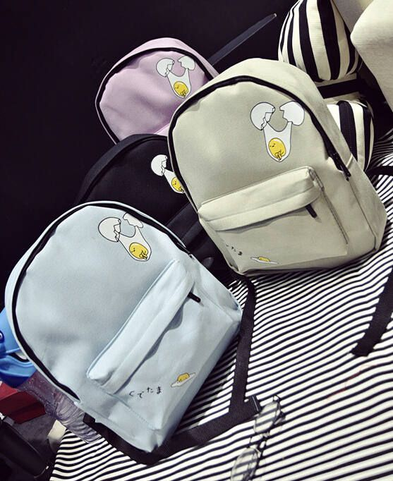 Like and Share if you want this  Eggshell Canvas Backpack   Tag a friend who would love this!    #styles #musthave #teenclothes #accessories #young #modern