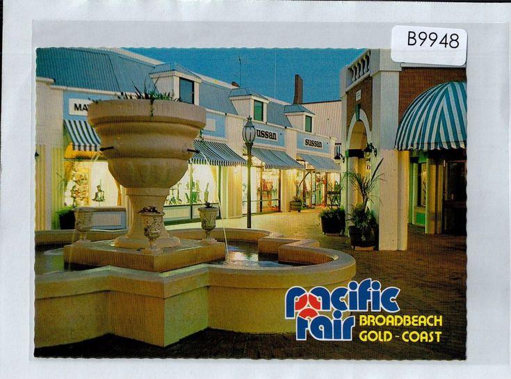 B9948cgt Australia Gold Coast Pacific Fair Shopping Centre NCV postcard | eBay