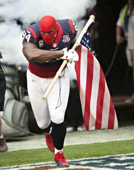 Antonio Smith, Houston Texans - the ninja!!  #kemdrascott #teamks