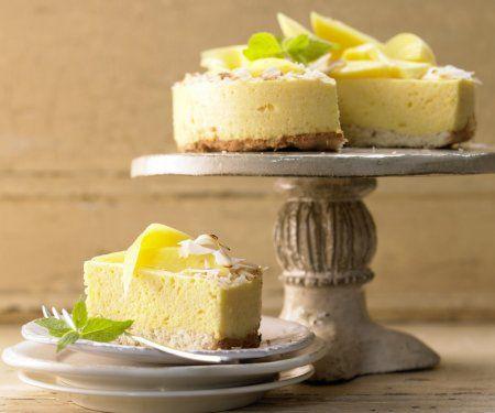 Rezept: Mango-Mousse-Torte