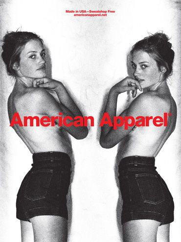 American Apparel | Advertising Archive
