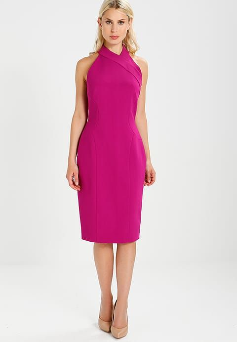 Karen Millen EXTREME CUT OUT - Jersey dress - pink for £170.99 (01/11/17) with free delivery at Zalando