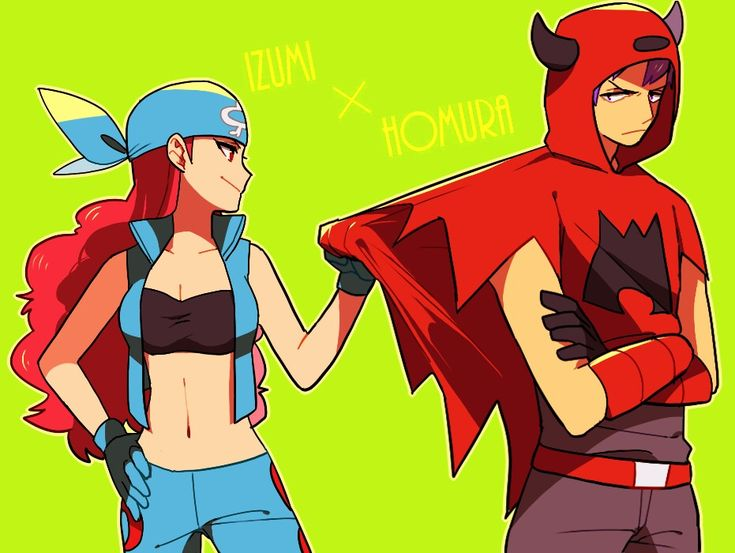 Shelly and Tabitha | Pokemon | Pinterest