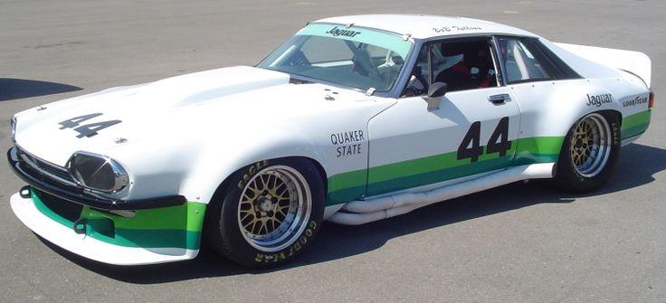 """1981 Group 44 Jaguar XJS Trans Am / IMSA Race Car """"XJR-4"""" FOR SALE - The Vintage Racing League"""