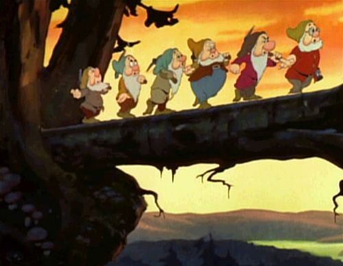 Gustaf Tenggren (born and raised in Sweden before emigrating to the US) was a chief illustrator for Walt Disney in what has been called the Golden Age of American animation, the era of Snow White and the Seven Dwarfs, Fantasia, Bambi and Pinocchio.  It was he who gave the Seven Dwarfs their distinctive characters.